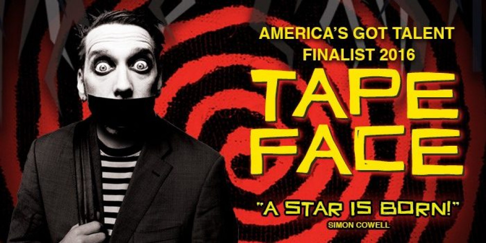 Tape Face | From $81