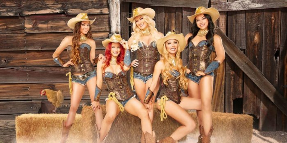 X Country Topless Show | From $40