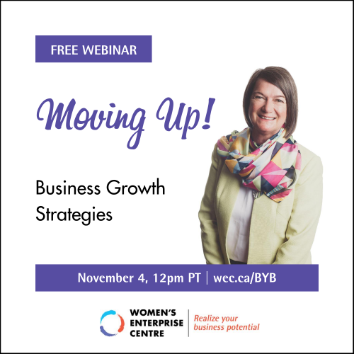 Moving up! Business Growth Strategies