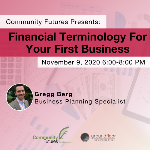 Business Planning - Financial Terminology