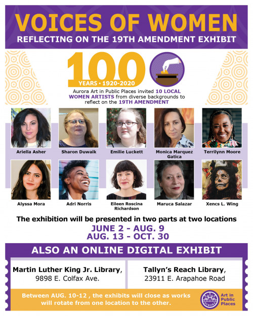 Voices of Women Reflecting on the 19th Amendment