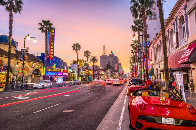 Vegas day tour to Hollywood, Santa Monica and Beverly Hills