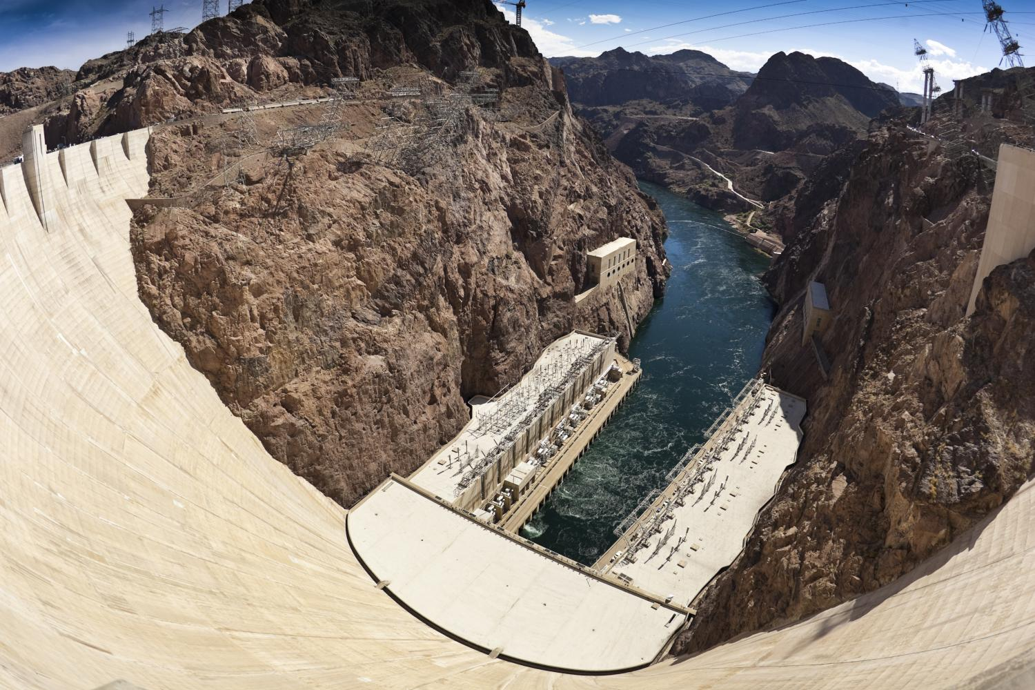 Hoover Dam Express Half Day Tour