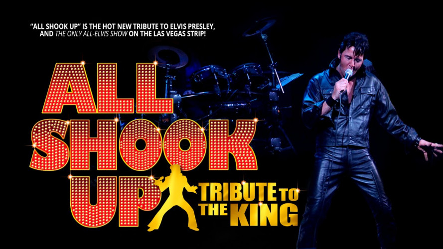 All Shook Up | 47% Off Tickets