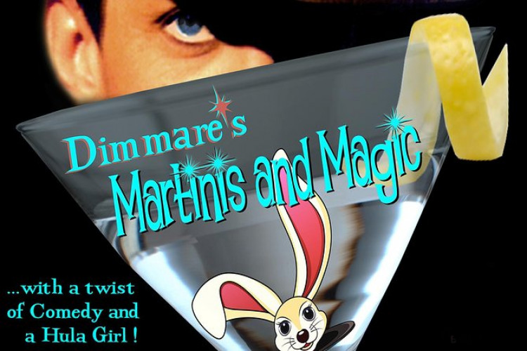 Dimmare's Martinis and Magic | 48% Off Tickets