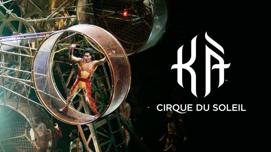 KÀ by Cirque du Soleil   26% Off Tickets