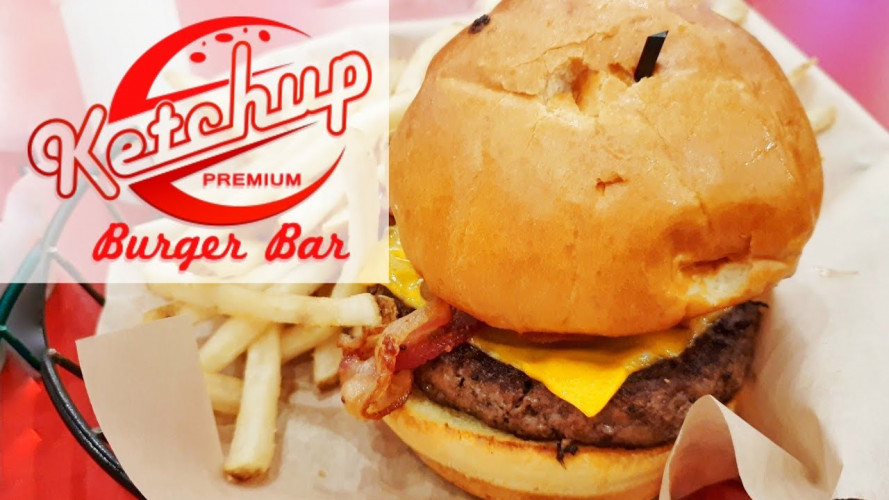 Ketchup Premium Burger Bar | 35% Advance Purchase Discount