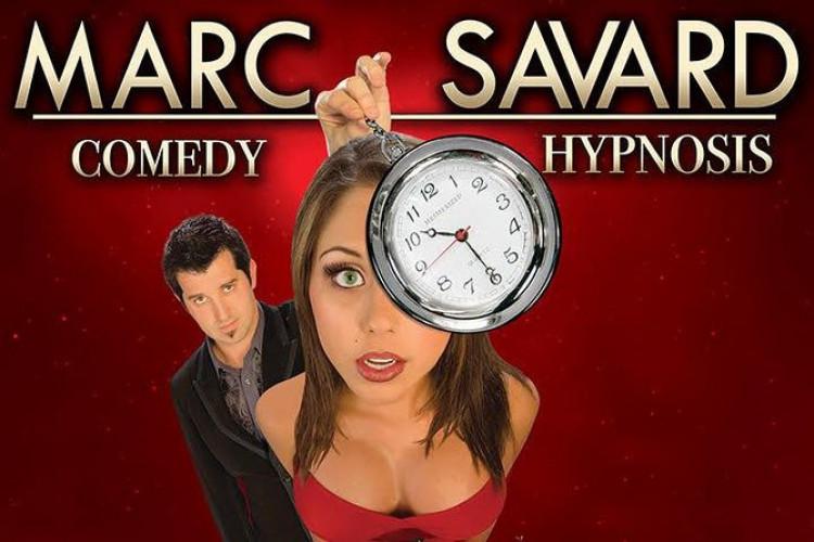 Marc Savard Comedy Hypnosis   46% Off Tickets