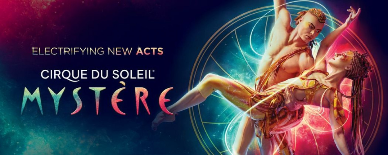 Mystère by Cirque du Soleil | From 38% Off Tickets