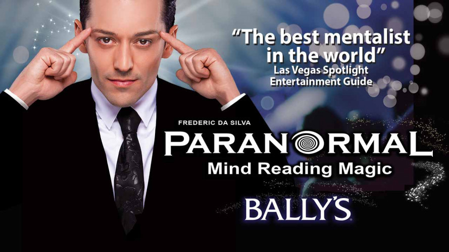 Paranormal - Mind Reading Magic   48% Off Tickets