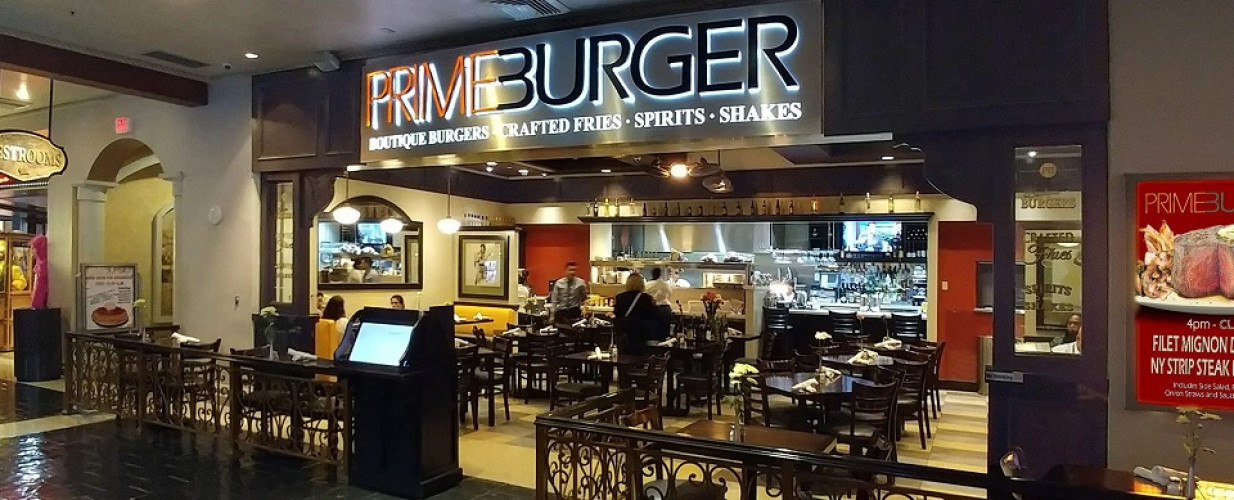 Primeburger at Grand Canal Shoppes at Venetian - Palazzo | 40% Advance Purchase Discount