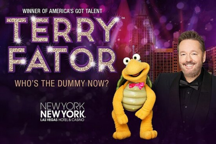 Terry Fator: 'Who's the Dummy Now?'