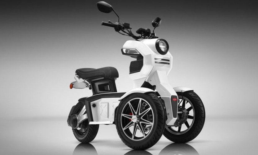 1-Hour Tesla Scooter Rental