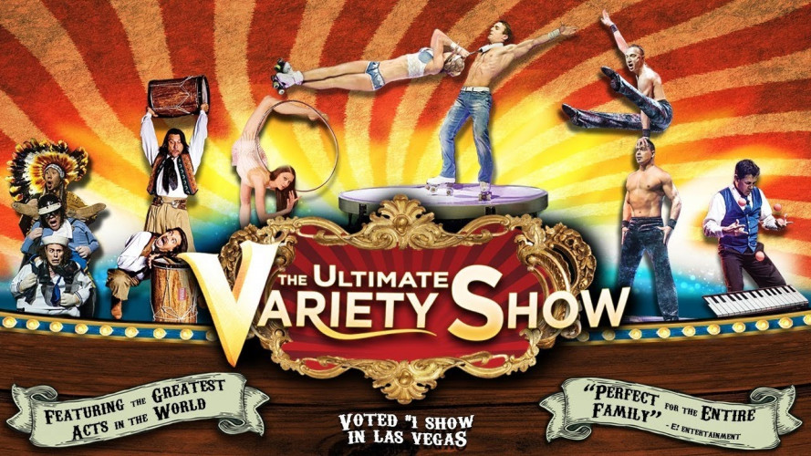 V - The Ultimate Variety Show | 47% Off Tickets