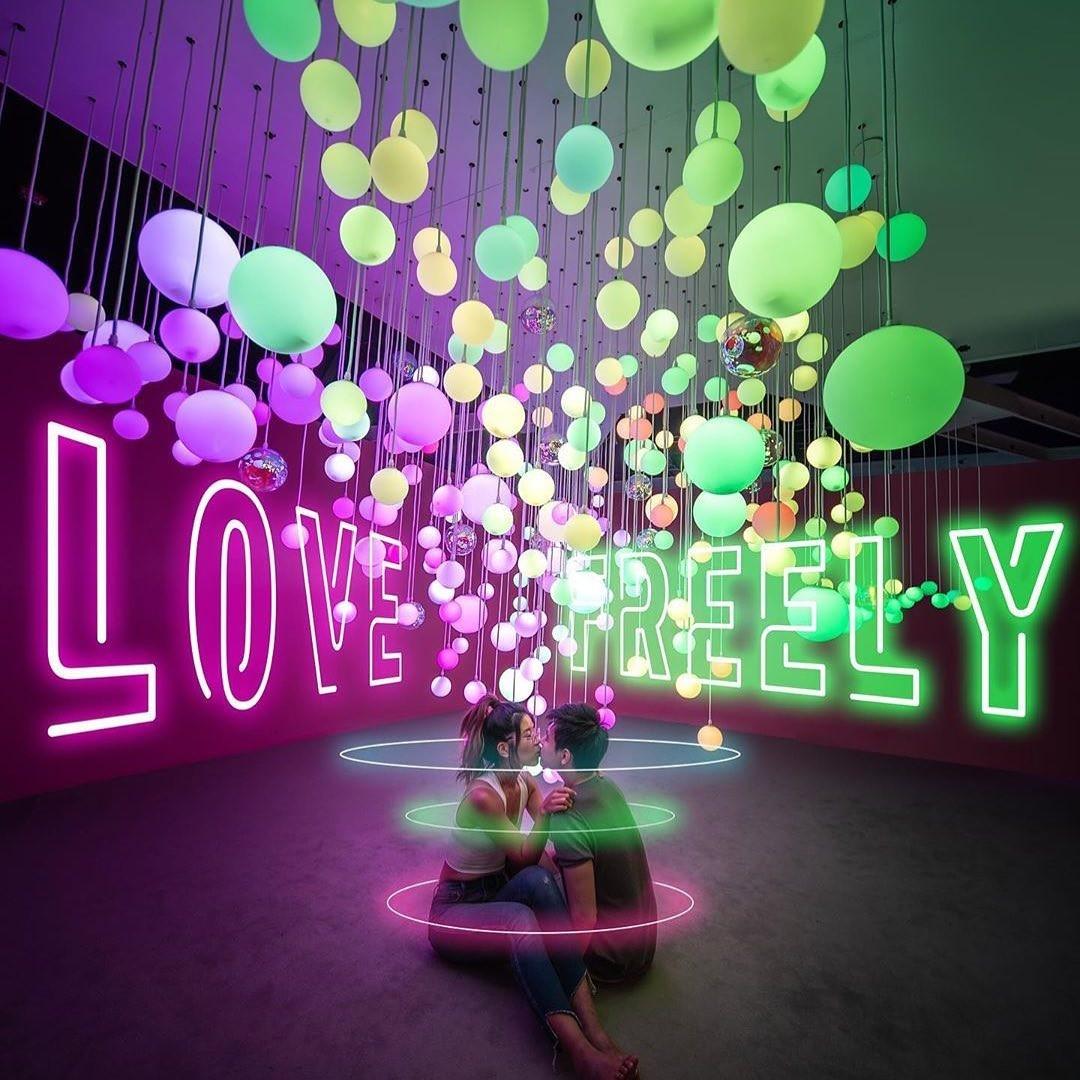 Museum of Dream Space |  New Las Vegas Pop-Up Museum - 50% Off Tickets