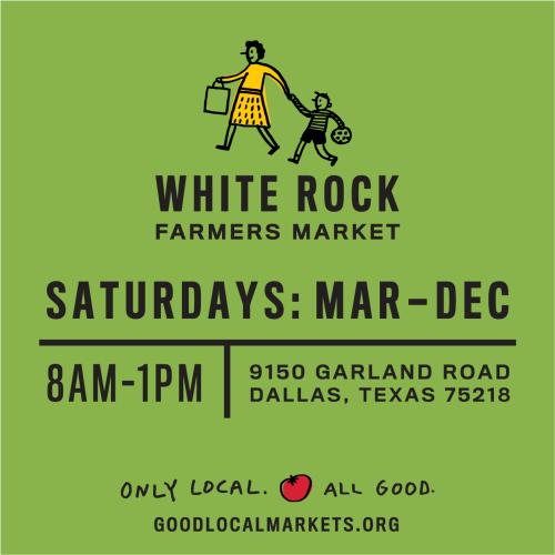 Good Local Markets – White Rock Farmer's Market
