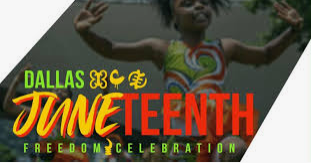 Dallas Juneteenth March and Celebration