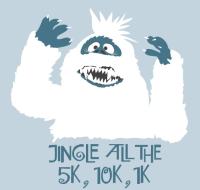 Jingle All the 5K, 10K, 1K