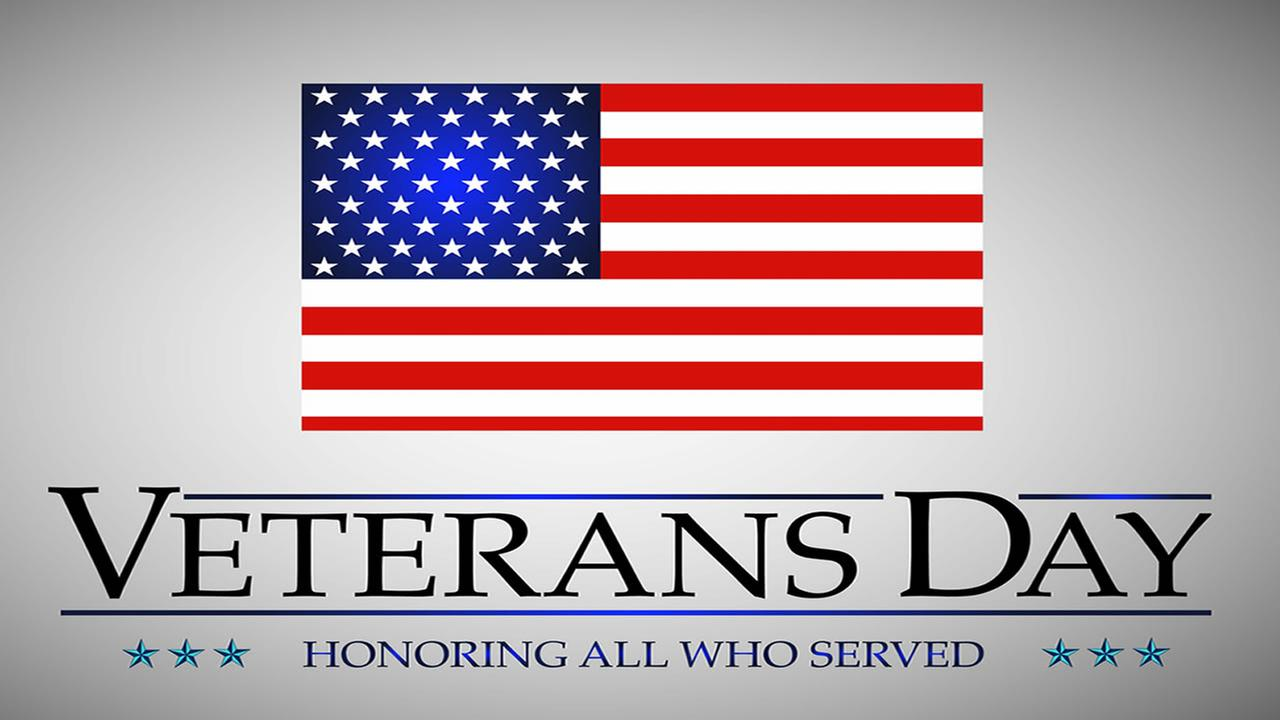Veterans Day (Mountain Ave office closing @ 1:00 PM)
