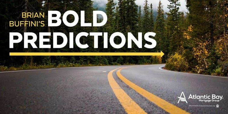 """Brian Buffini 2019 """"Bold Predictions"""" LIVE STREAM"""