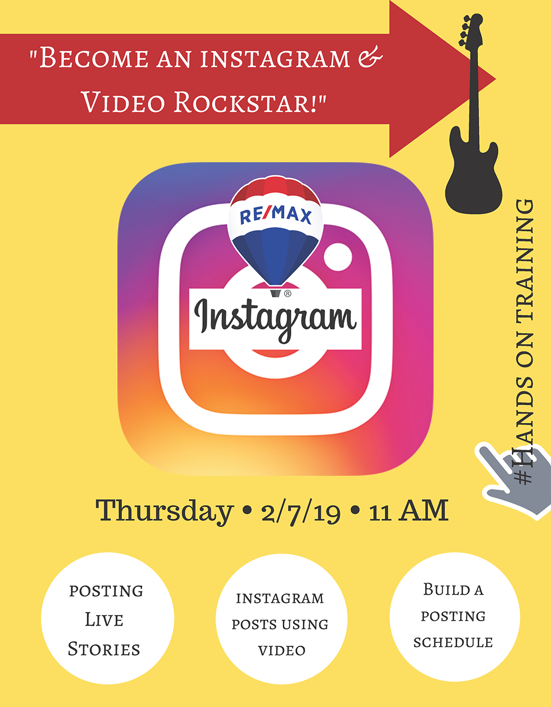 How to Become an Instagram Rockstar!