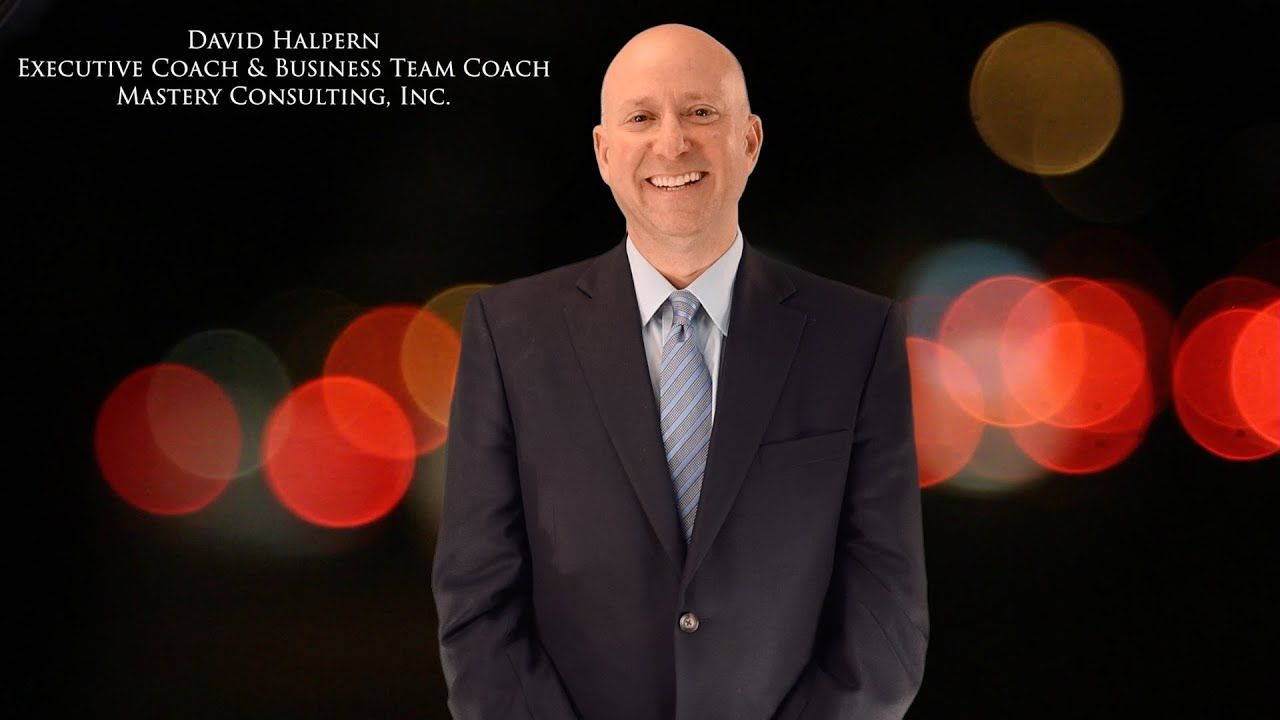 Mastery Business Coaching with David Halpern