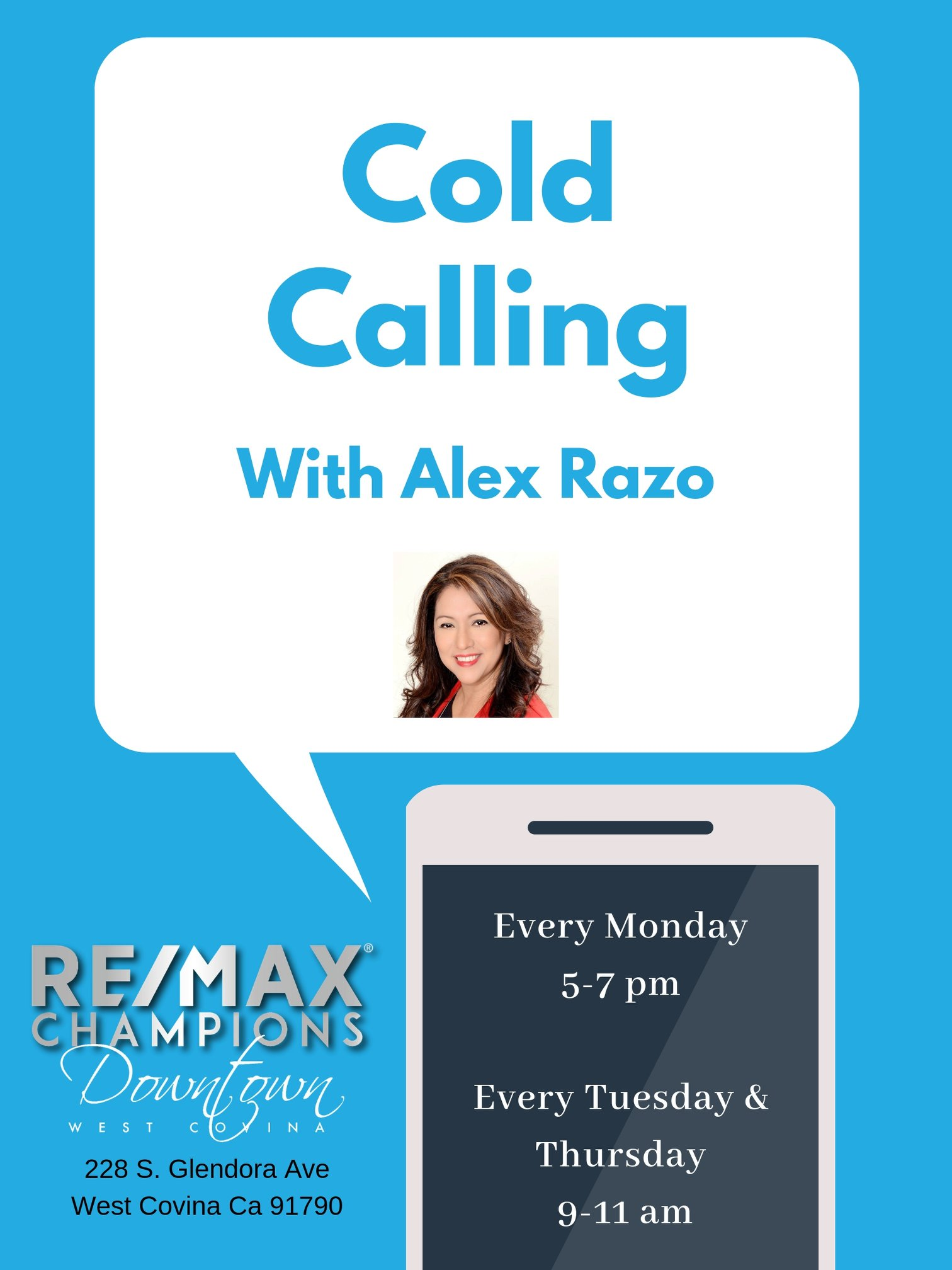 Cold Calling with Alex Razo
