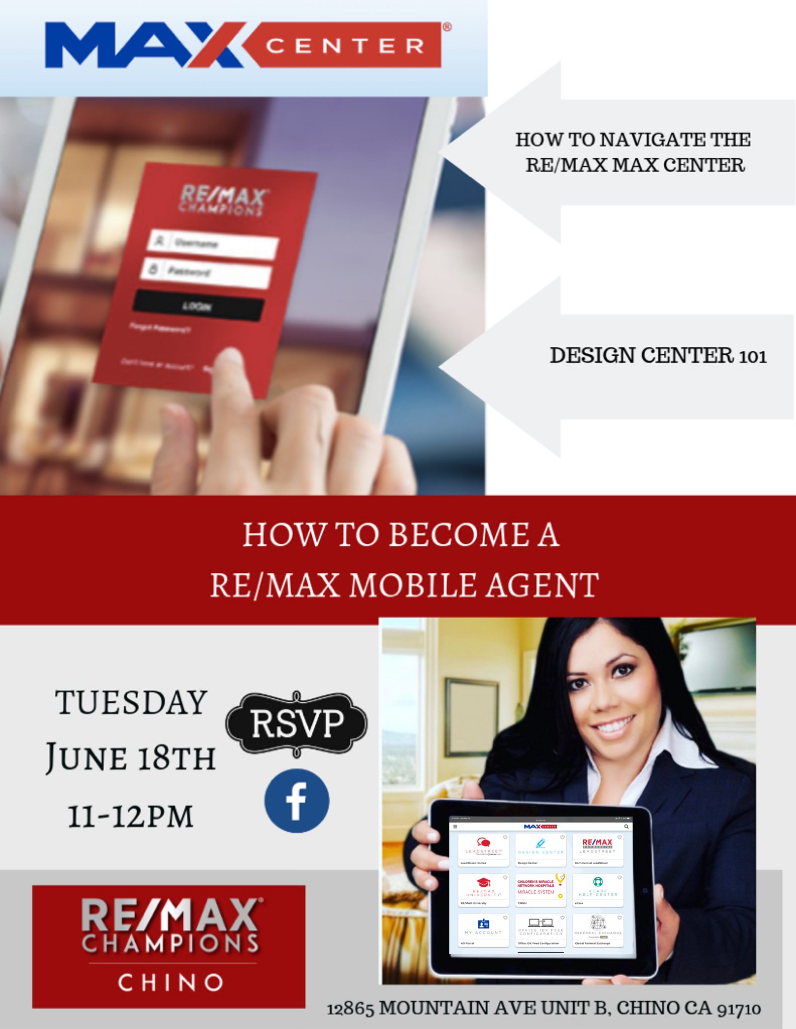 RE/MAX Tech Training