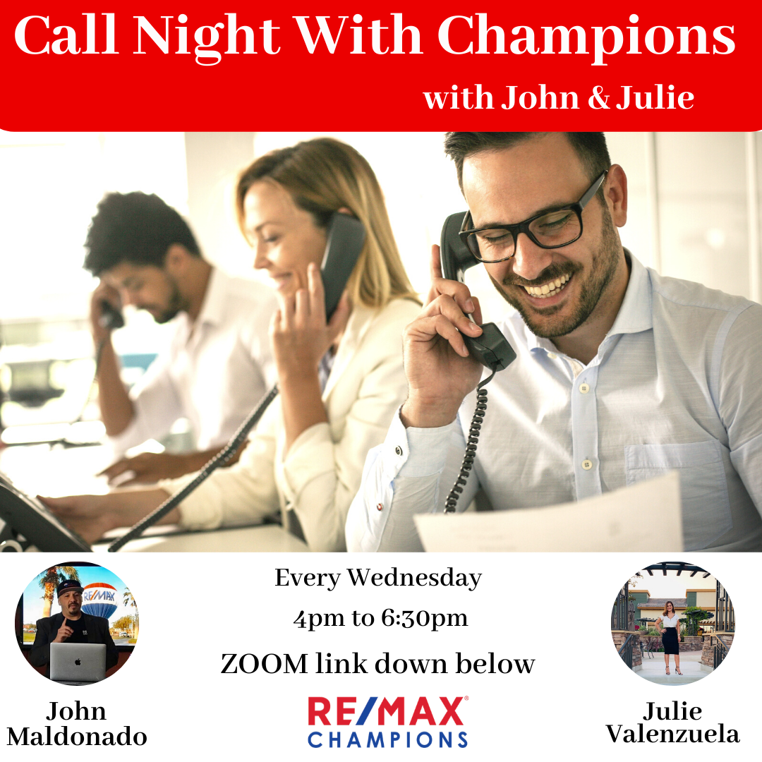 Call Night with Champions