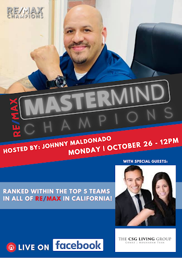 Champions Mastermind with Johnny Maldonado
