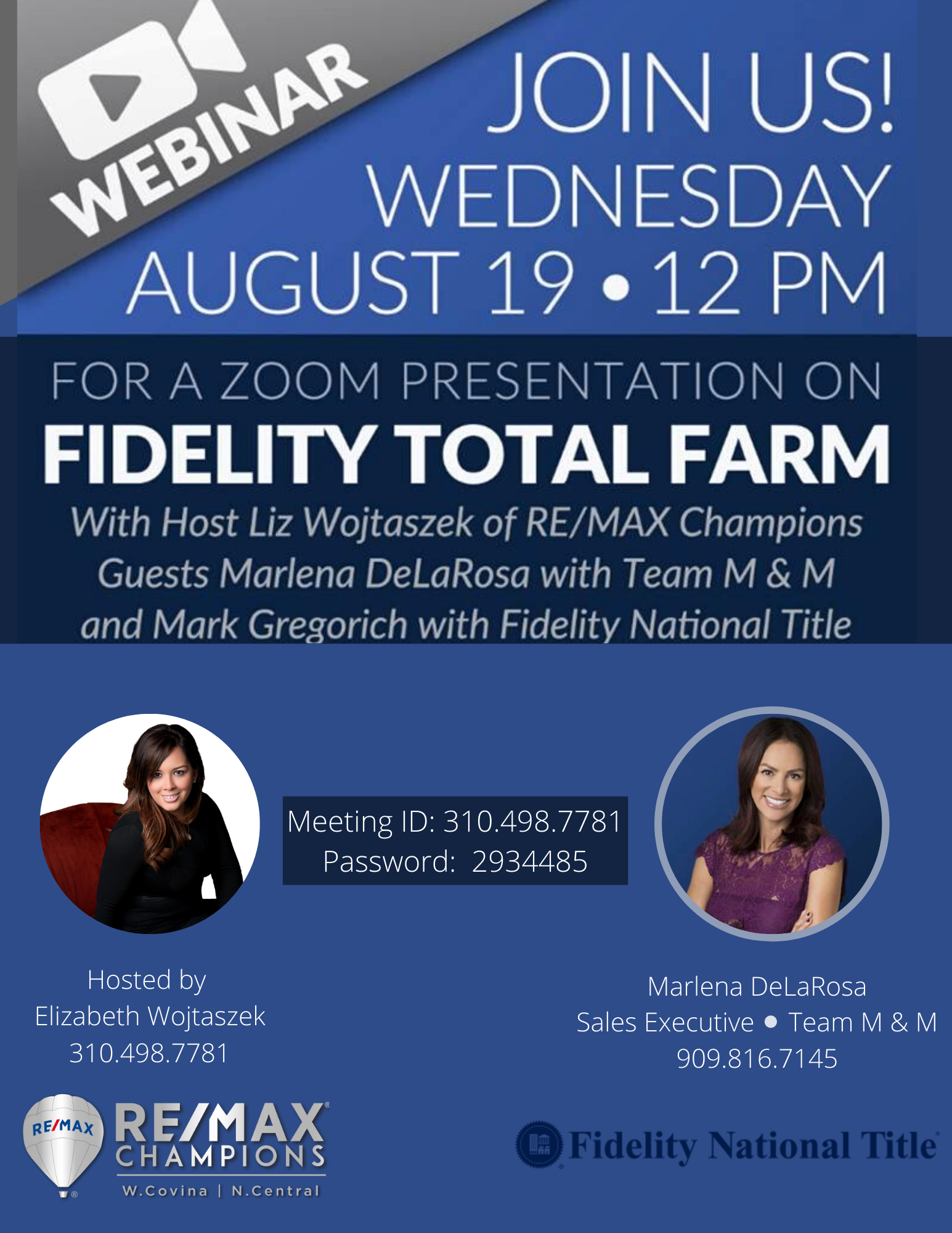 Fidelity Total Farm