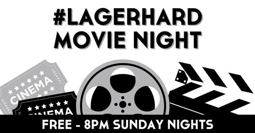 LagerHard Movie Night: Scorsese DBL Feature