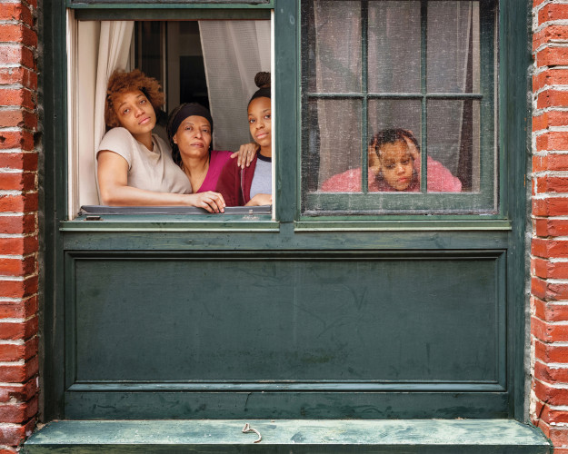 (Exhibition) Rania Matar: On Either Side of the Window, Portraits During COVID-19
