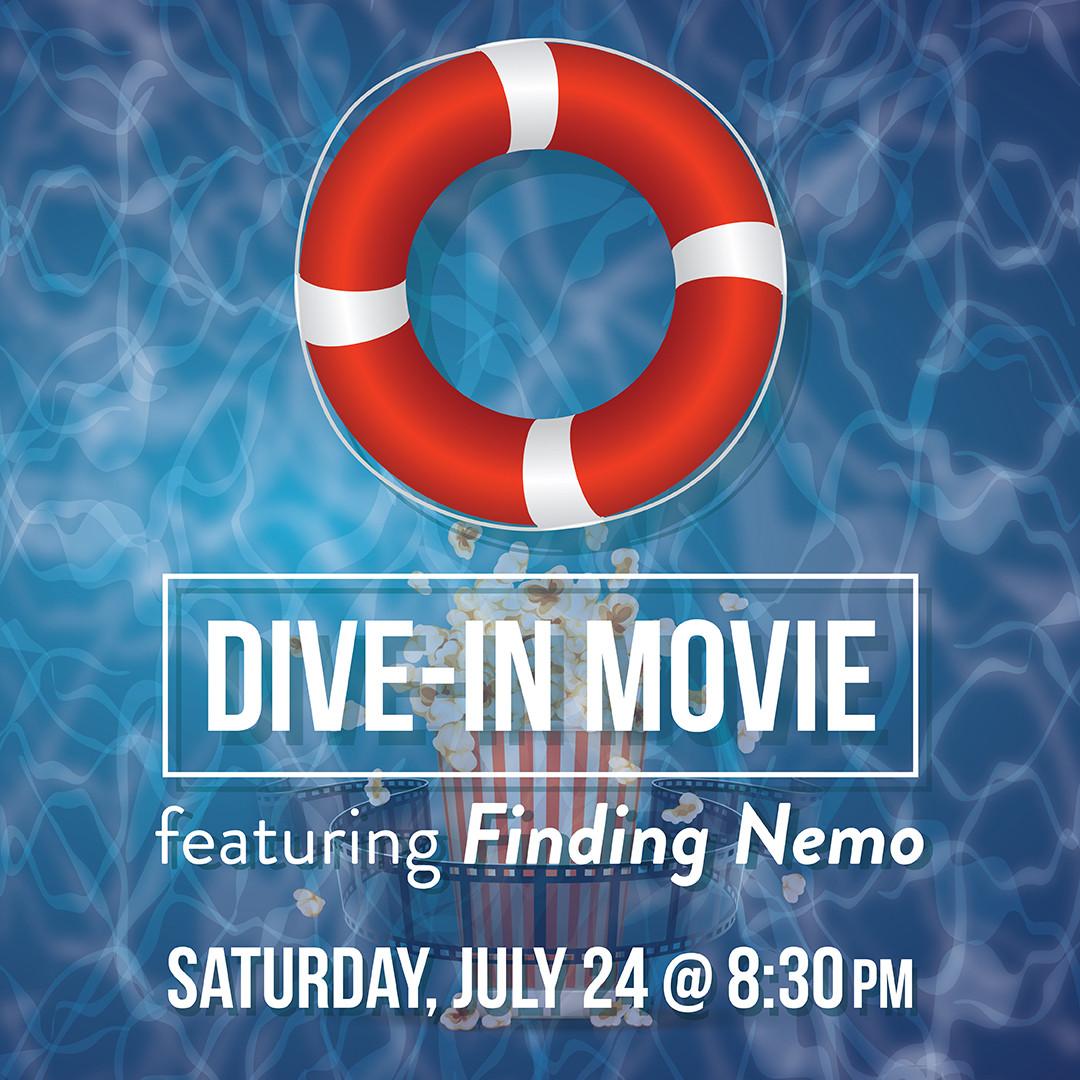 Dive-in Movie decorative image