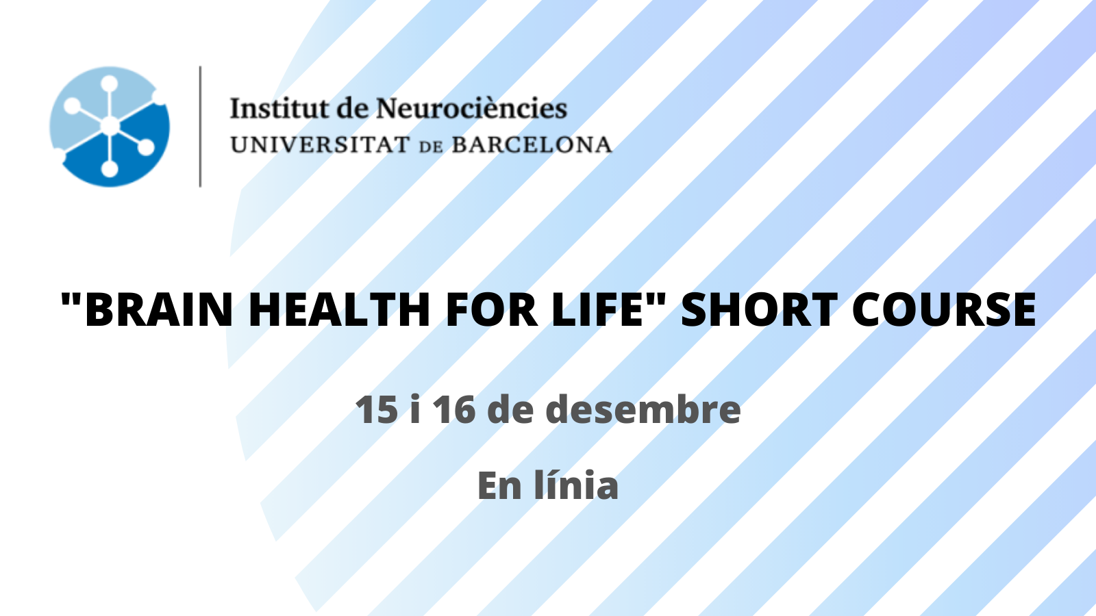 "Curs ""Brain Health for life"""
