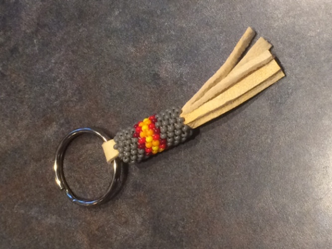 Beaded Key chain_U6xx.JPG