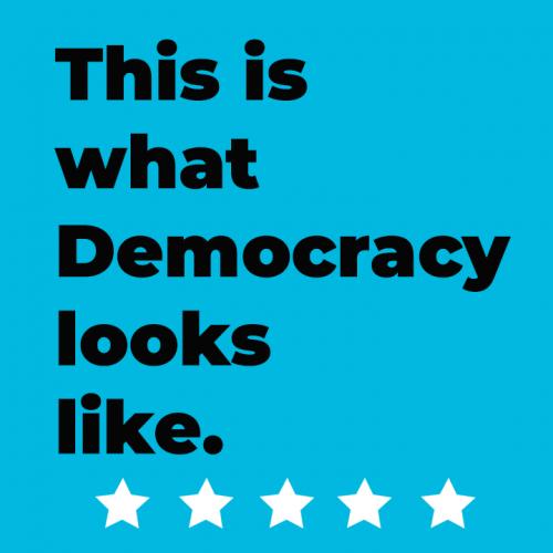 Amanda Henderson: Faith and Democracy