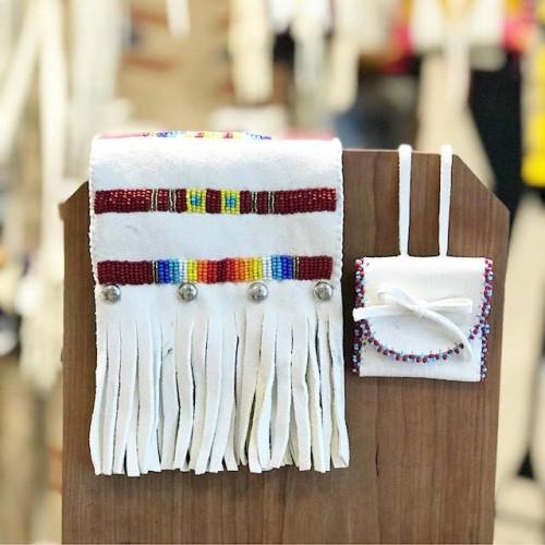 Lakota Style Beaded Bag Class