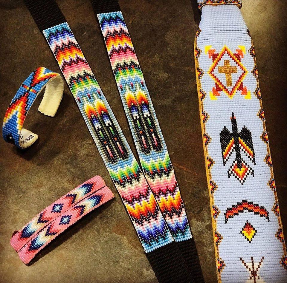 Beaded Loom Bracelet Class
