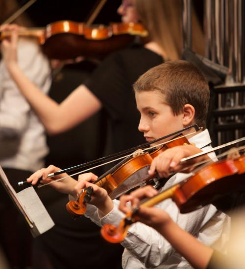 Youth Symphony Fall Virtual Concert