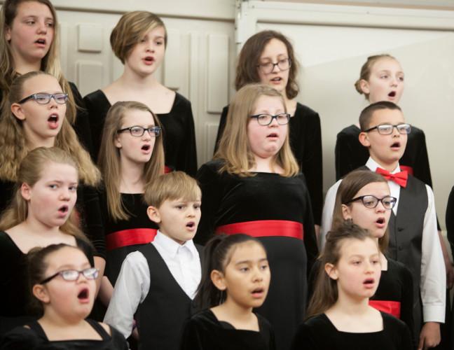 Youth Choir Fall Virtual Concert