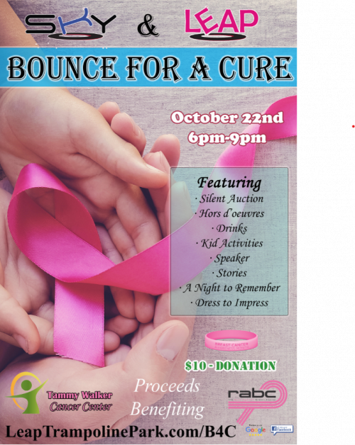 Bounce for a Cure