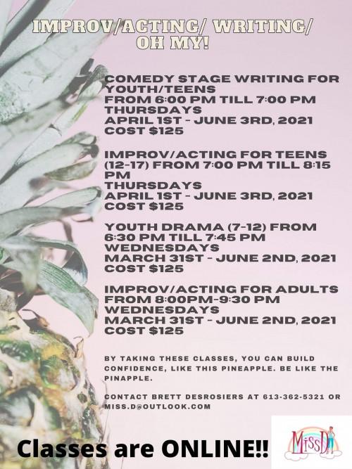 Youth Drama (7-12)