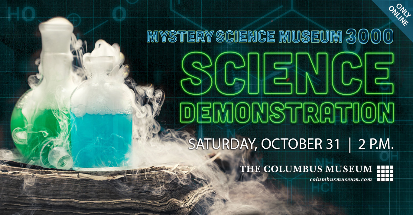 Mystery Science Museum 3000 Science Demonstration