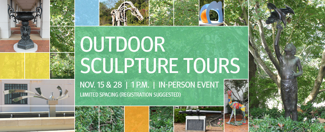 Outdoor Sculpture Tour