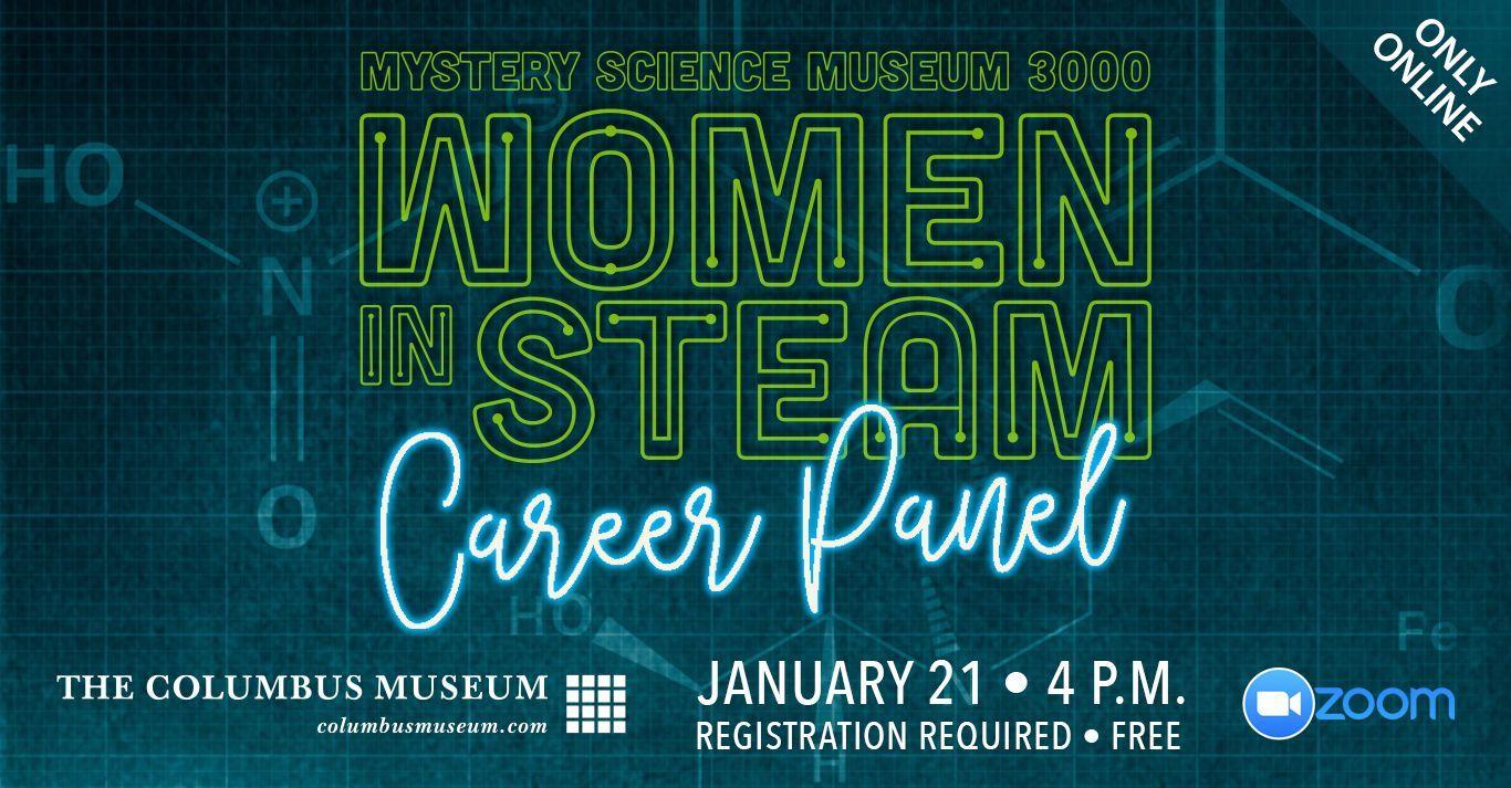 Women in STEAM Career Panel