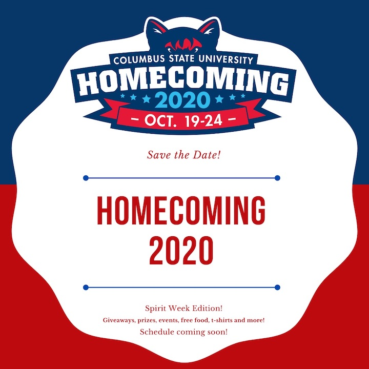 Columbus State University Homecoming Events