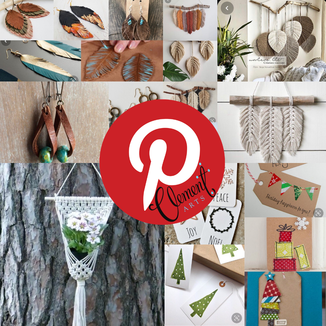 Clement Arts Pinterest Course