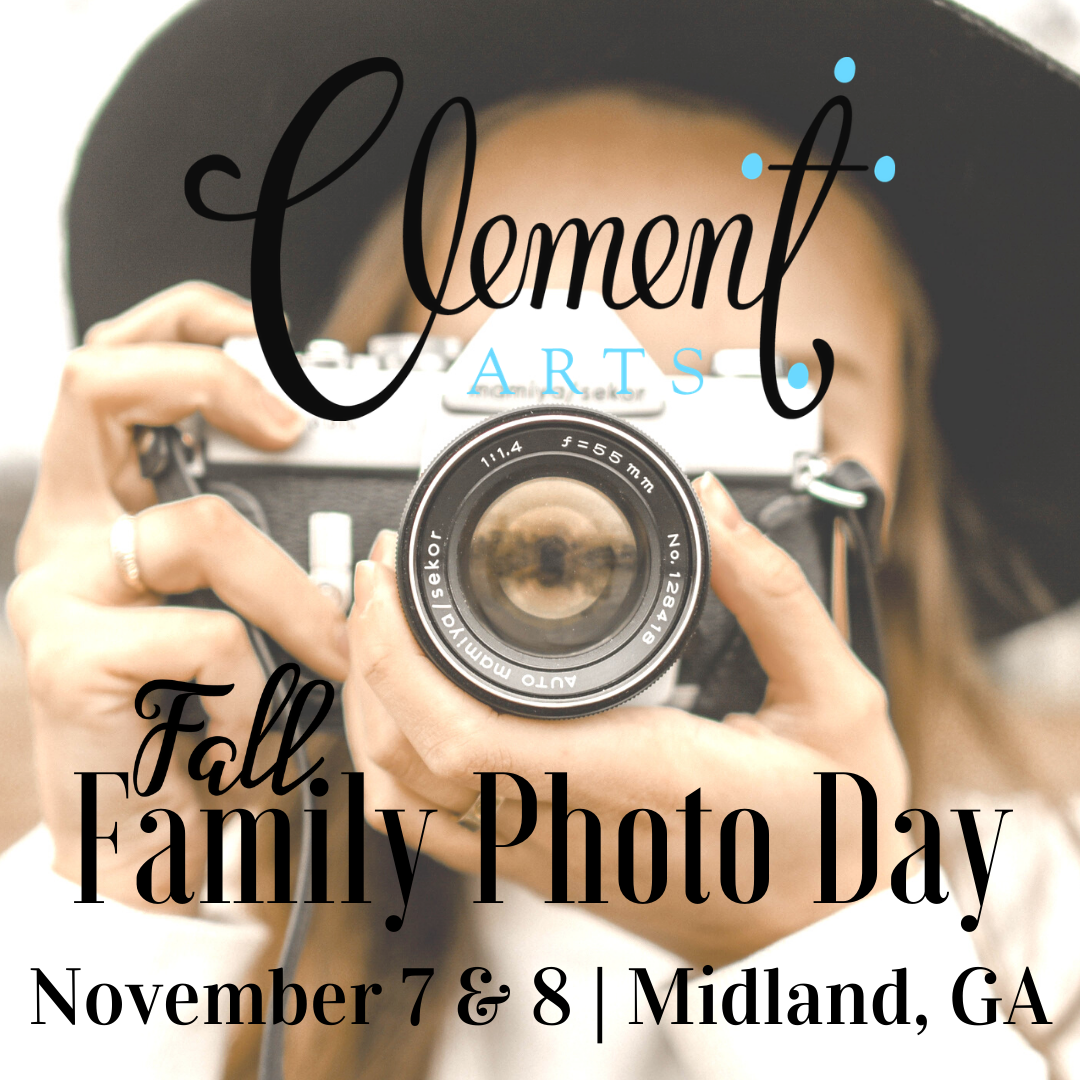 Clement Arts Family Photo Day