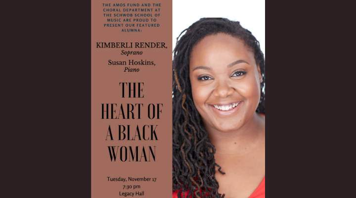 The Heart of a Black Woman